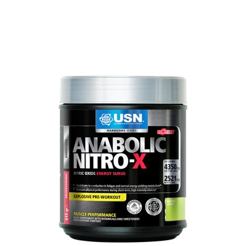 Usn nitric oxide