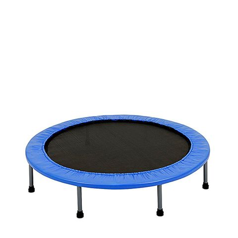 spartan fitness trampoline 48 inch fanatic jump trambulin 122 cm as. Black Bedroom Furniture Sets. Home Design Ideas