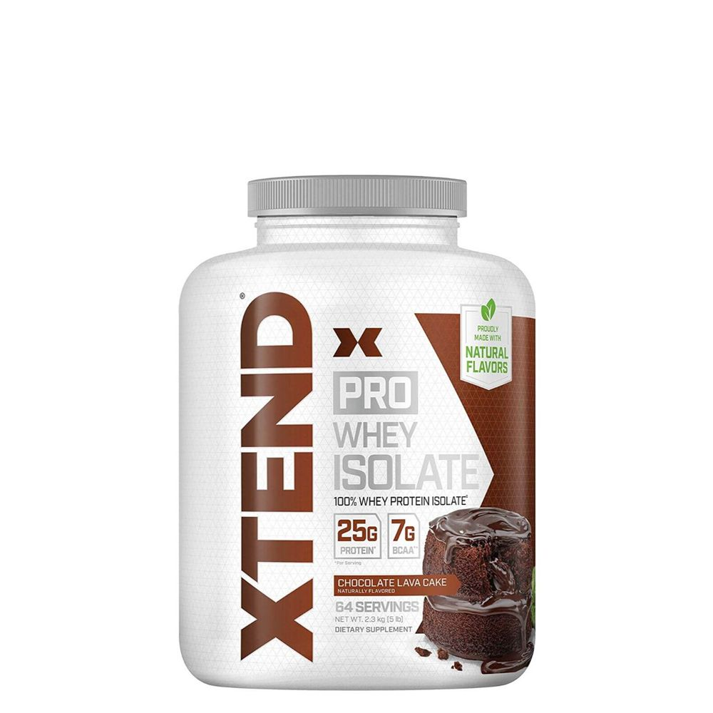 SCIVATION - XTEND PRO WHEY ISOLATE - 5 LBS - 2270 G